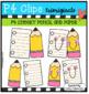 Teacher Appreciation FREEBIE #1 (P4 Clips Trioriginals)