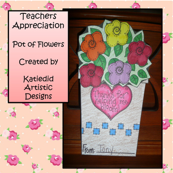 Teacher Appreciation or Mother's Day Flowers