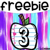 Teacher Appreciation Freebie #3 {jen hart Clip Art}