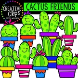 Cactus Friends {Creative Clips Digital Clipart}