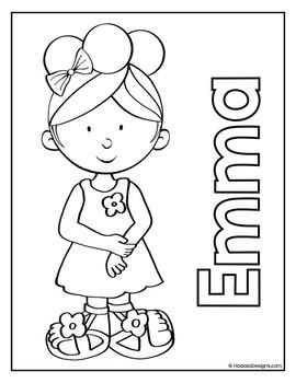 Teacher Appreciation Freebie: Kids Coloring Book - Part 1