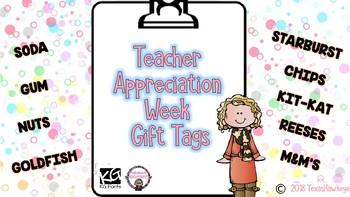 Teacher Appreciation Week Gift