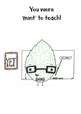 Teacher Appreciation- Mint to Teach