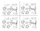 Teacher Appreciation Note Tags Growing Bundle