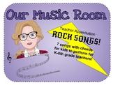 Teacher Appreciation Rock Songs