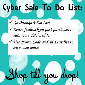 Teacher Appreciation Sale Shopping Guide