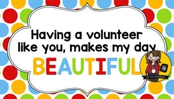 Teacher Appreciation Tag | Beautiful