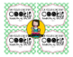 Teacher Appreciation Tag | Cookie