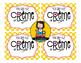 Teacher Appreciation Tag | Crème