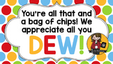 Teacher Appreciation Tag | Dew
