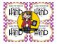 Teacher Appreciation Tag | Hand