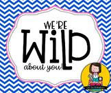Teacher Appreciation Tag for Staff | Wild