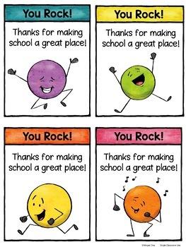 Teacher Appreciation Tags