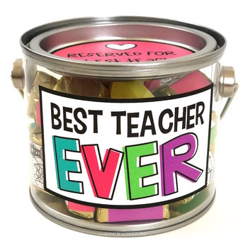 Teacher Appreciation | Testing Motivation | Testing Treats | 30 Designs Volume 2