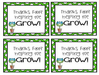 Teacher Appreciation!  We love educators!