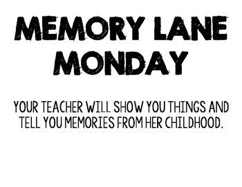 Teacher Appreciation Week Activity