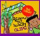 Teacher Appreciation Week - Free Clipart Set - Worms on books