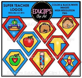 Teacher Appreciation Week - Super Teacher Logos