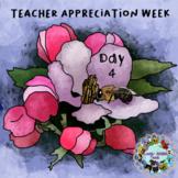 Teacher Appreciation Week Freebie 4