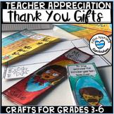 Teacher's Appreciation Day Activity Gift