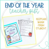 Teacher Appreciation Week Gift or End of the Year Gift from Student