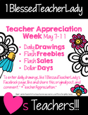 Teacher Appreciation Week Information