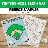 Orton-Gillingham Activities: FREE SOS Spelling Game Multis
