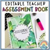 Teacher Assessment Book - ACARA Aligned Australia {Data Records}