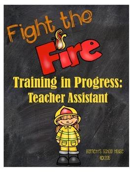 Teacher Resource Packet Managing an Assistant