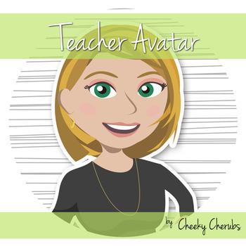 Custom Teacher Avatar