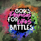Teacher Bible Study: God's Promises for Life's Battles - A