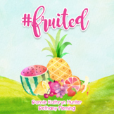 Teacher Bible Study: #fruited
