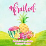 Teacher Bible Study: #fruited