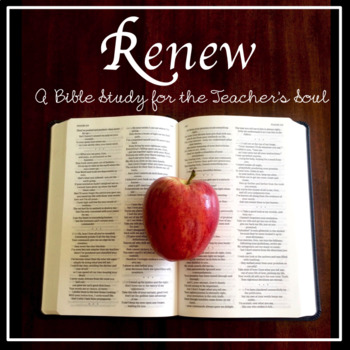 Teacher Bible Study: Renew
