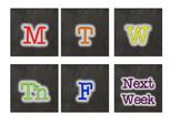 Teacher Bin Labels
