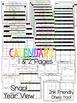 Editable Teacher Binder {Rainbow Arrows Themed with Editab