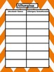 Teacher Binder 2013-2014 School Year Chevron