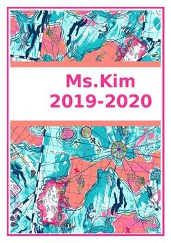 Teacher Binder 2019-2020