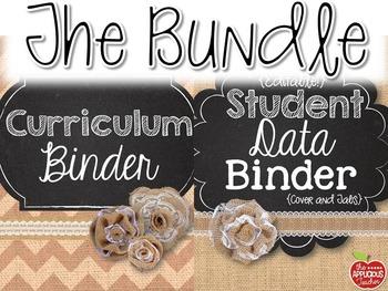 Teacher Binder Bundle