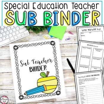 Special Education Forms for Teachers