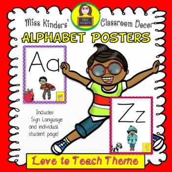 Teacher Binder Classroom Decor Growing Bundle