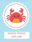 Teacher Binder Cover-Sea Animal