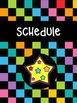 Teacher Binder Covers (Dark Rainbow) (Over 60 Choices!)