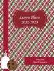 Teacher Binder Covers - Editable Cookie Theme
