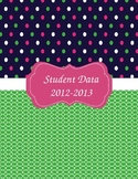Teacher Binder Covers - Editable!   Eight Pages!!
