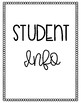 Teacher Binder Covers FREEBIE!
