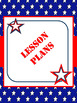 Teacher Binder Covers Spines EDITABLE Patriotic Stars and Stripes 2017 2018