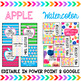 Teacher Binder Covers and Spines - Editable