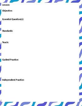 Teacher Binder Dividers-Editable*