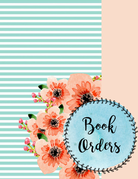 Teacher Binder: Dividers & Cover